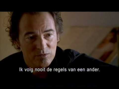 Bruce Springsteen - The Promise Tv Spot Canvas Belgium.wmv