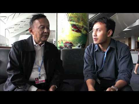 Interview with the Indonesia Minister of Environment, Rachmat Witoelar (English)