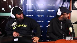 "IAMSU Explains Getting Past His Hit ""Up"" & Showing He Can Really Rap + Mom Reacts to Lyrics"