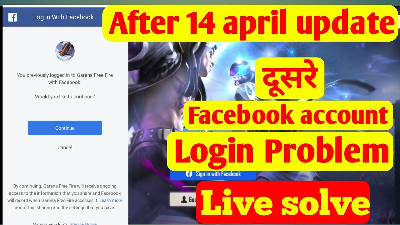 Geht facebook nicht login LOVOO Einloggen