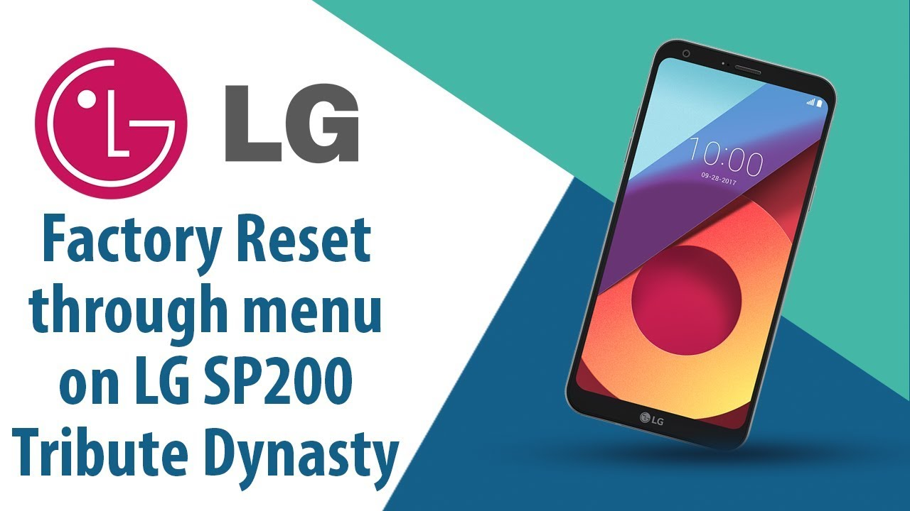 Firmware LG Tribute Dynasty SP200 for your region - LG-Firmwares com
