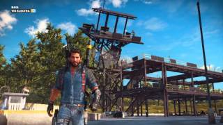Just Cause 3, First day physics tests