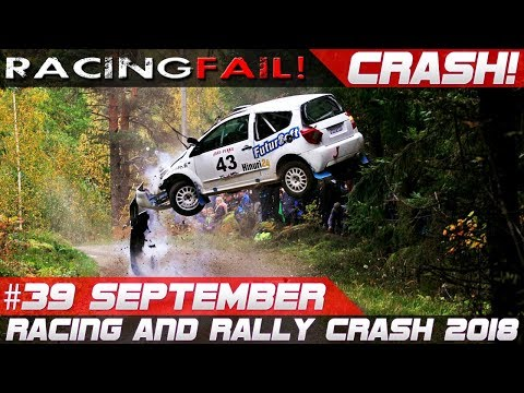 Racing and Rally Crash | Fails of the Week 39 September 2018
