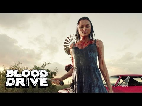 'Blood Drive' Trailer: Cannibals, Monsters, Cults, Nymphos & More In Syfy's Grindhouse Series