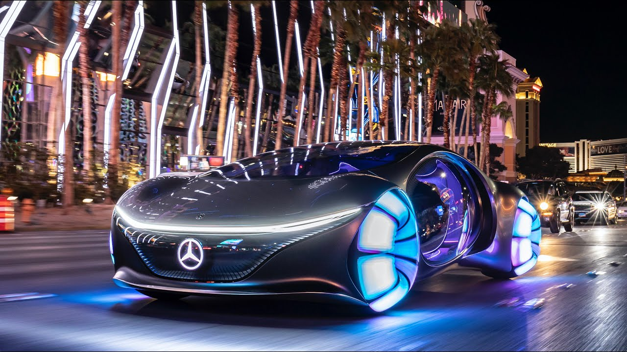 TOP 10 CRAZIEST CONCEPT CARS 2020 - YouTube