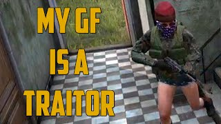 ALLY IS A TRAITOR!  (DayZ Standalone)