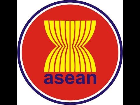 Membuat Logo Asean Corel Draw Create Coreldraw Gambar Lambang