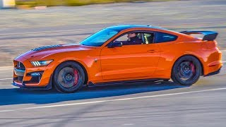 AT THE TRACK WITH FORD'S 2020 GT500 - BEHIND THE SCENES!