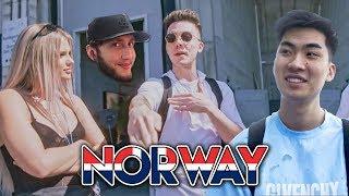 FaZe Adapt Visits Norway! ft. RiceGum, FaZe Banks, Alissa Violet