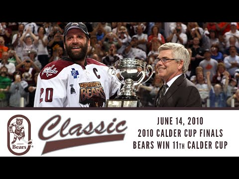 Hershey Bears Classic (June 14, 2010--Calder Cup Finals, Game 6)