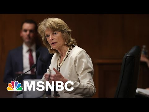 Lisa Murkowski The Only GOP Senator To Support Voting Rights Bill