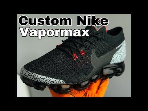customize nike vapormax plus