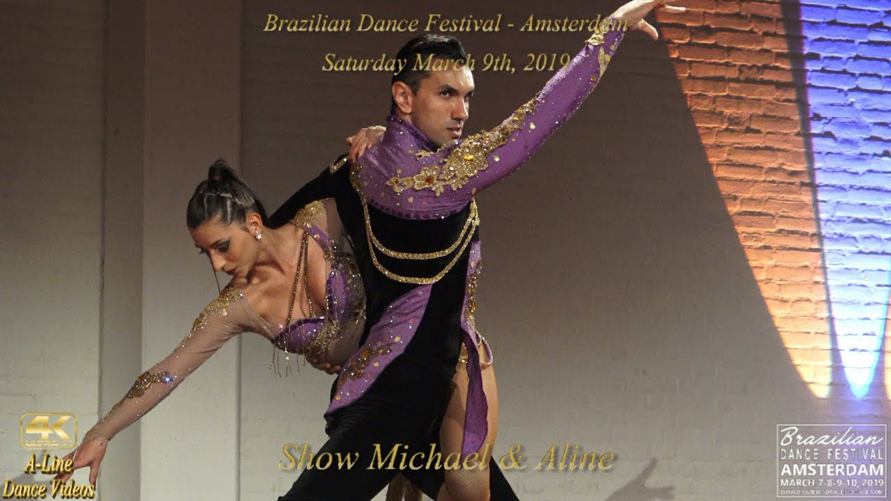 Aline Videos show michael & aline @ bdf 2019, saturday march 9th, 2019