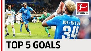 Joelinton - Top 5 Goals