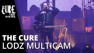 The Cure - High * Live in Poland 2016 HQ Multicam
