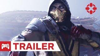 Mortal Kombat 11 TGA 2018 leleplező előzetes