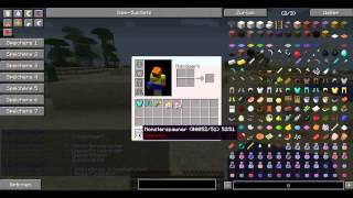 Minecraft Not Enough Items 1.6.4 - Mod Review + Install [Deutsch/German/HD]