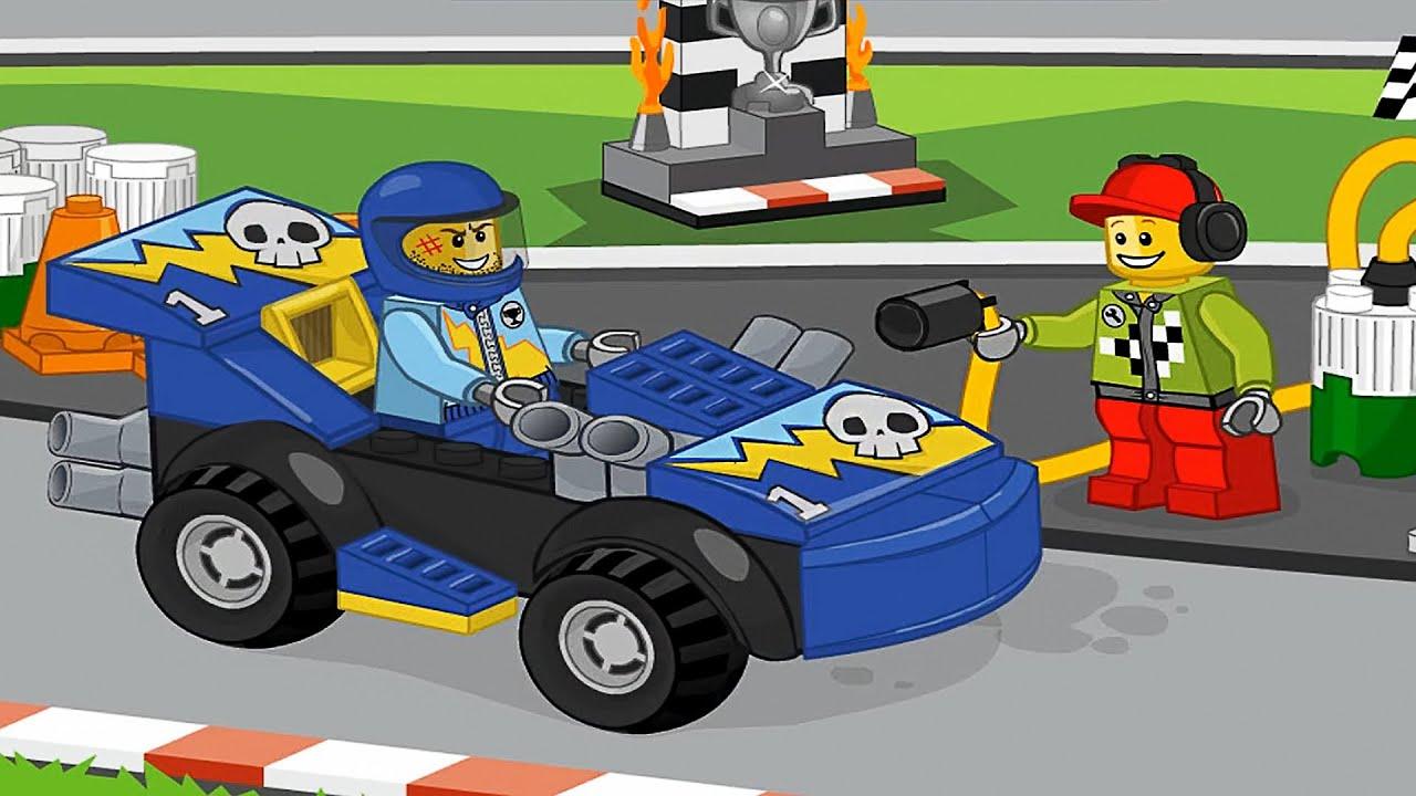 Лего мексунайс мультик все серии