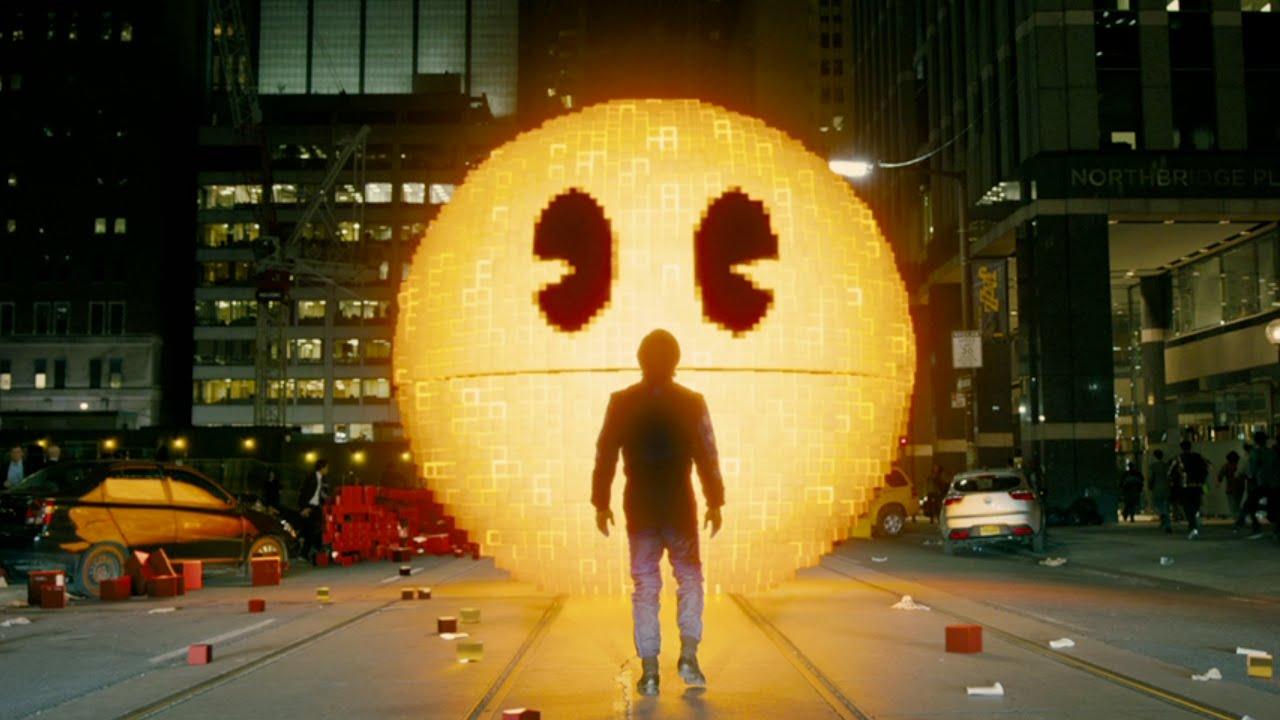 Pixels - Trailer