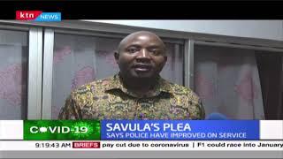 Ayub Savula's plea for street families during the coronavirus pandemic