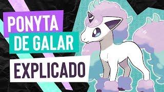 Ponyta de Galar EXPLICADO ¿Por qué es tipo PSÍQUICO? | EBaru