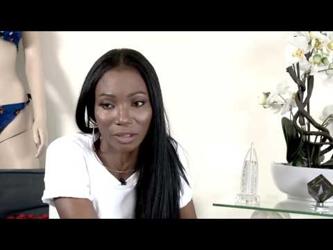 MEET THE MODELS BALI LAWAL YOUTUBE