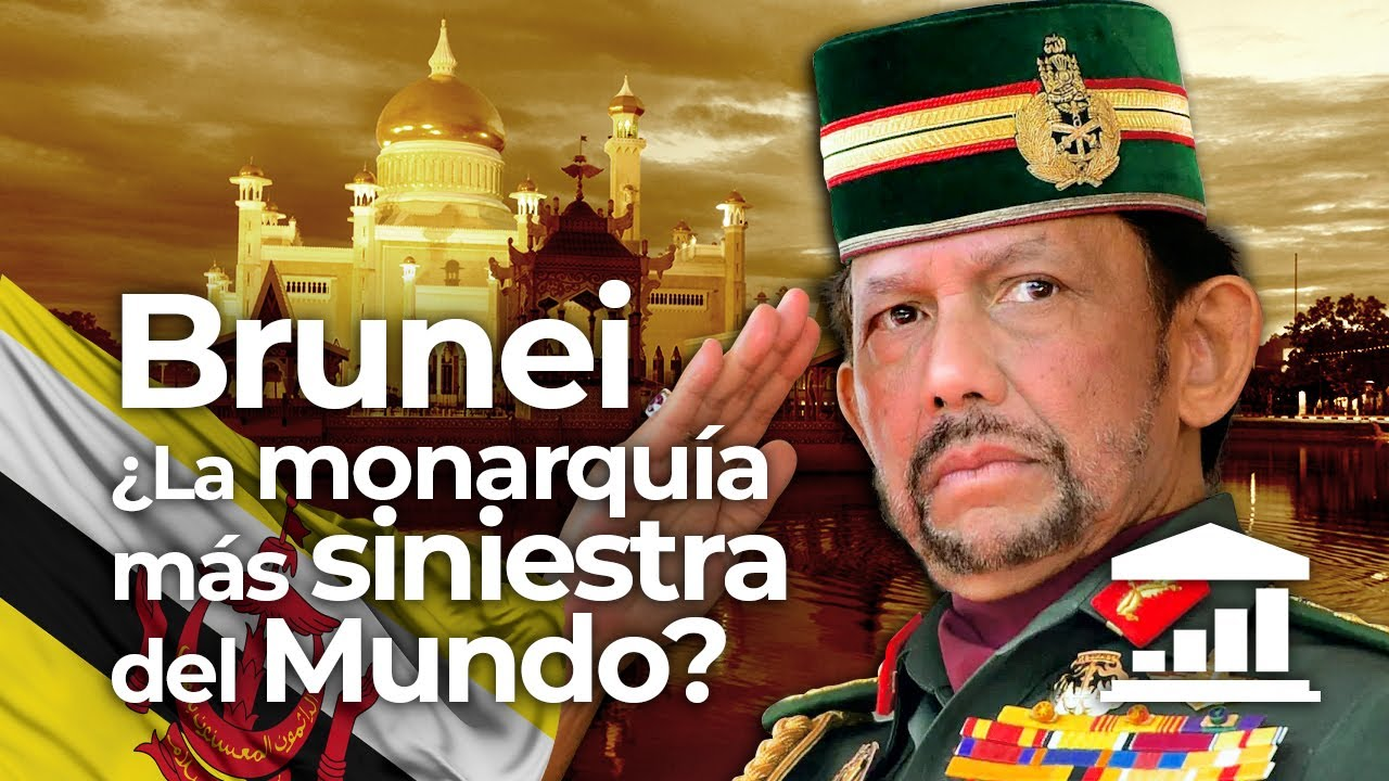 BRUNEI: ¿el SULTÁN más EXTRAVAGANTE y SINIESTRO del MUNDO? - VisualPolitik