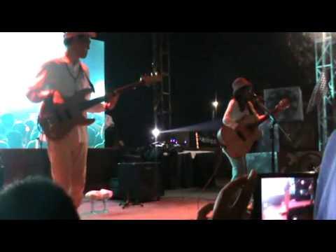 Endah N Rhesa  - Living with Pirates (Live) Part 01