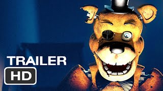 Five Nights at Fazbear's | Pretty Much Official Trailer | Five Nights at Freddy's Movie