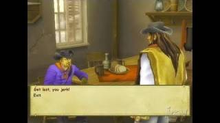 Swashbucklers: Blue vs. Grey PlayStation 2 Gameplay -