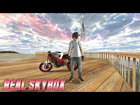 SKYBOX REAL HD - GTA SA ANDROID (Tutorial) - 동영상
