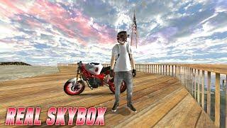 SKYBOX REAL HD - GTA SA ANDROID (Tutorial)