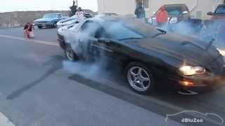 Cruisin' Ocean City, Maryland 2014 - Burnouts
