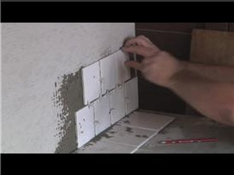 Kitchen Tile Basics How To Lay Tile Backsplash In Kitchen