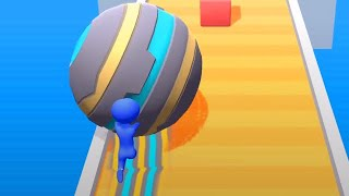 Snowball Run! Android And IOS GamePlay Level - 75