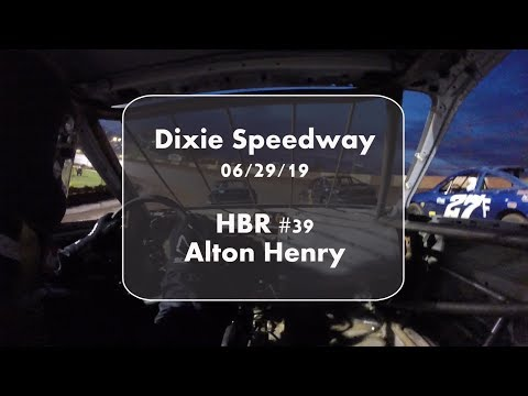 Alton Henry - Dixie Speedway 06-29-19