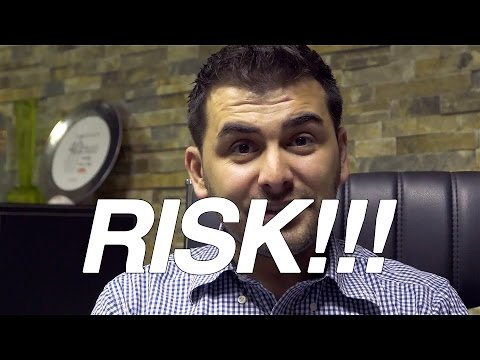 HOW TO MANAGE RISK!