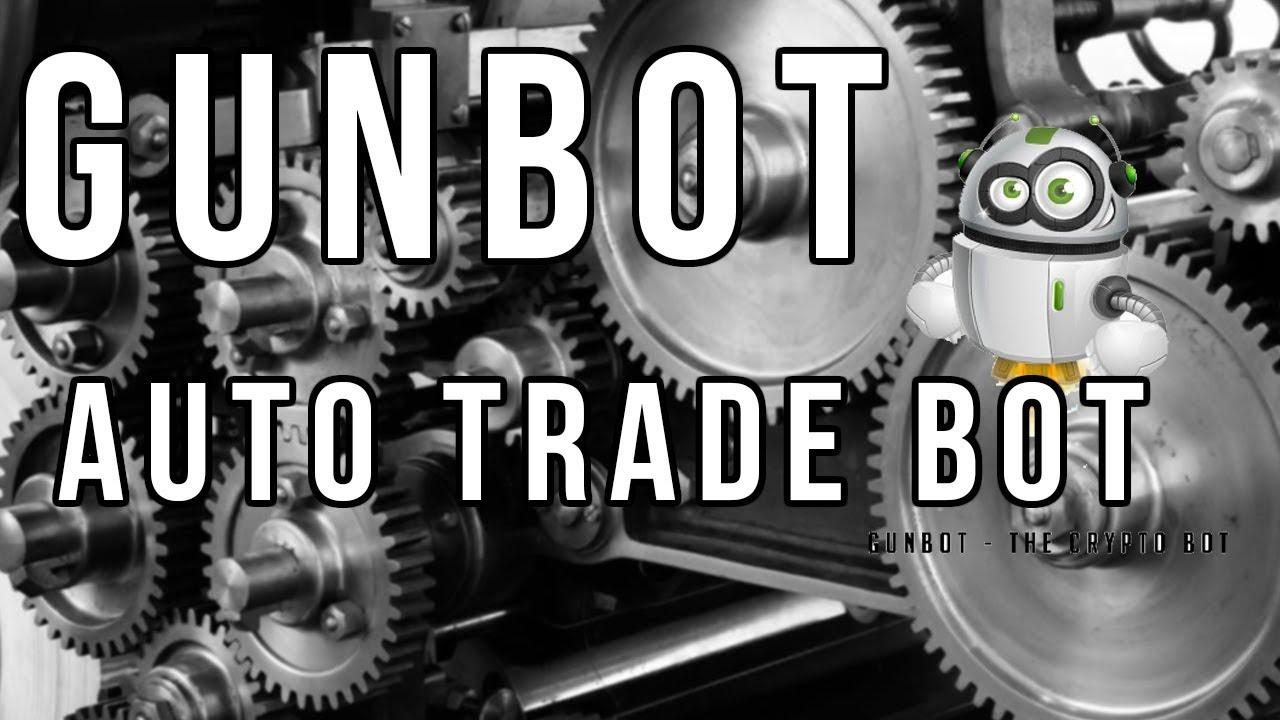 Gimmer - Bitcoin bot