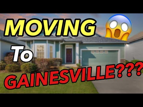What You Need To Know Before Moving To Gainesville Florida
