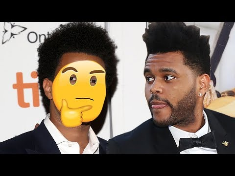 Ashlee - The Weeknd Sports New Looks. The Internet IMMEDIATELY Drags Him