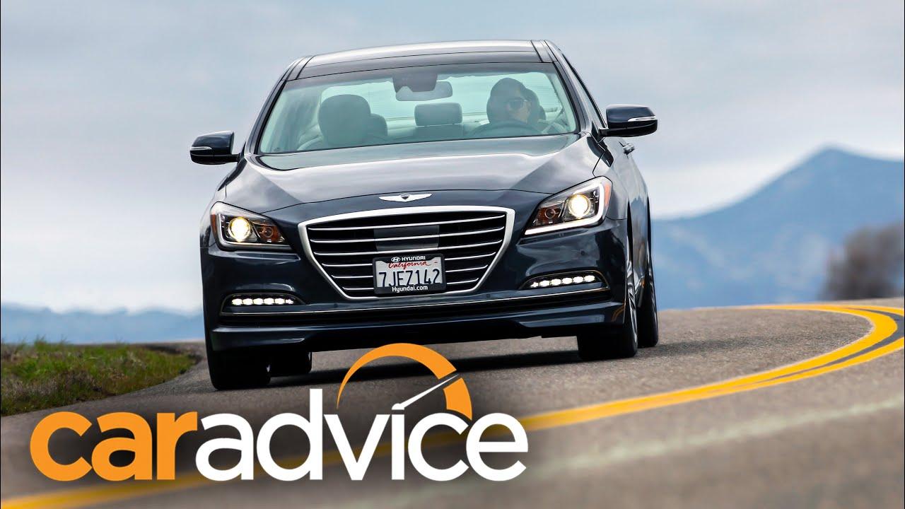 Perfect 2016 Hyundai Genesis 50 V8 Ultimate Review  YouTube