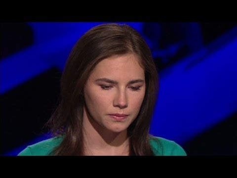 Amanda Knox: I still have panic attacks