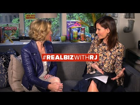 Sallie Krawcheck | Real Biz with Rebecca Jarvis | ABC News