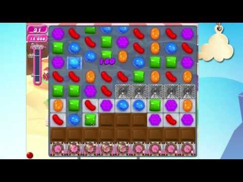 Candy Crush Saga Level 1334  HARD CLOCK BOMB LEVEL
