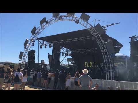Elohim - Live at Skyline Festival, LA 5/20/2017