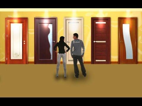 """Презентация межкомнатных дверей. Интернет-магазин """"Добрые двери""""."""