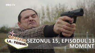 Las Fierbinti - SEZ. 15, EP. 13 - Giani și Dorel la vânătoare de rațe