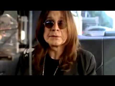Samsung Propel Ad With Ozzy Osbourne