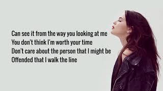 Gambar cover Like That - Bea Miller (lyrics)
