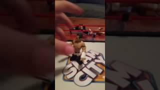 WWE Rumblers collection